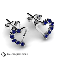 14 karat white gold earrings lowest prices (1)